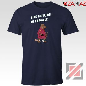 The Future Is Female CBB Podcast Navy Blue Tshirt