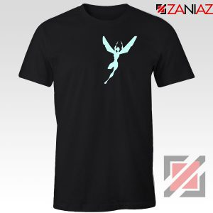 The Wasp Avengers Characters Black Tshirt