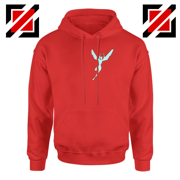 The Wasp Avengers Characters Red Hoodie