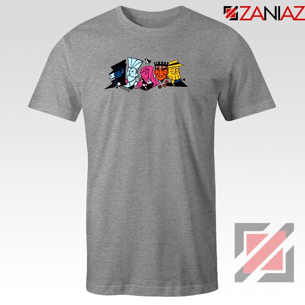 Them Boys Jojos Bizarre Sport Grey Tshirt