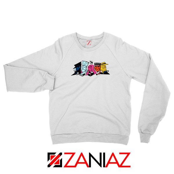 Them Boys Jojos Bizarre Sweatshirt