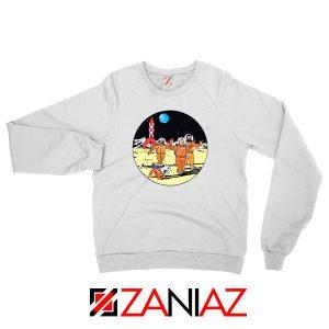 Tintin Space Adventure Sweatshirt