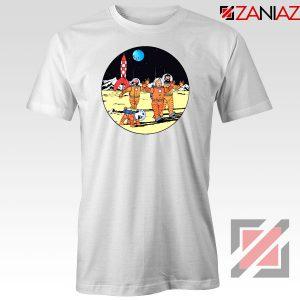 Tintin Space Adventure Tshirt