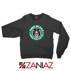 Twin Peaks Damn Fine Coffee Sweatshirt