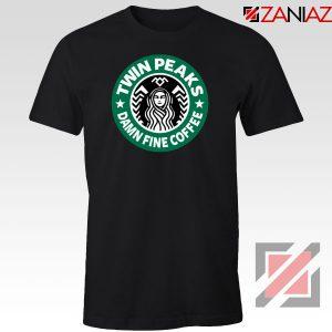 Twin Peaks Damn Fine Coffee Tshirt