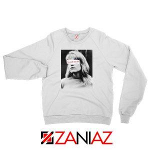 Twin Peaks Film Laura Palmer White Sweatshirt