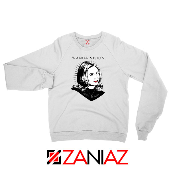 WandaVision Superhero Pop Art Sweatshirt