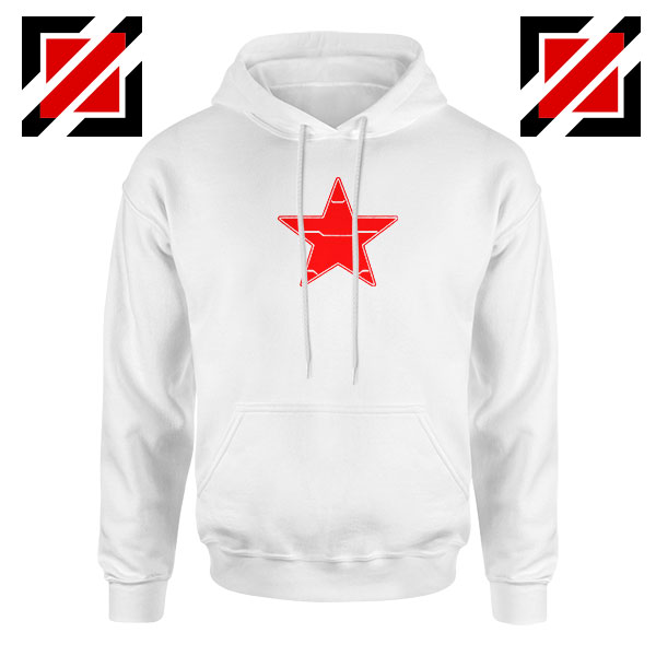 Winter Soldier Icon Jacket Hoodie