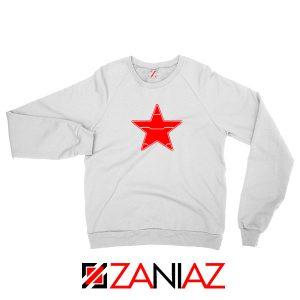 Winter Soldier Icon Sweatshirt