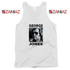 George Jones Gospel Music Photo Tank Top
