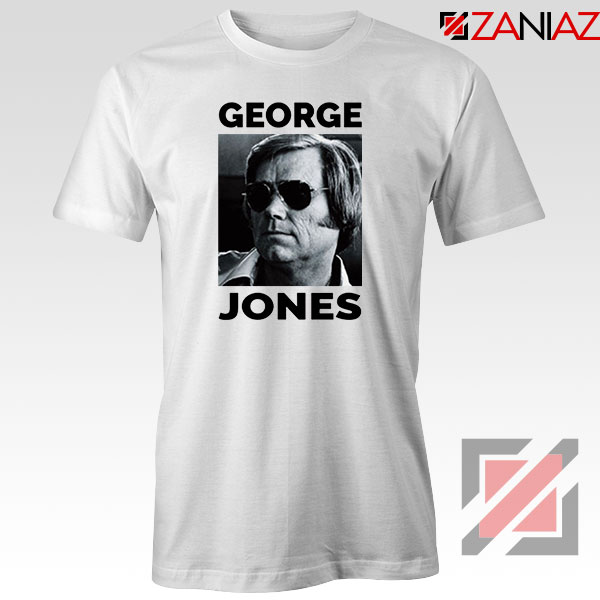 George Jones Photo Musician Tshirt