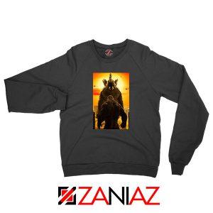 Godzilla vs Kong Monsters Sweatshirt