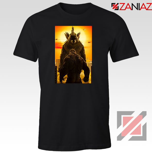 Godzilla vs Kong Monsters Tshirt