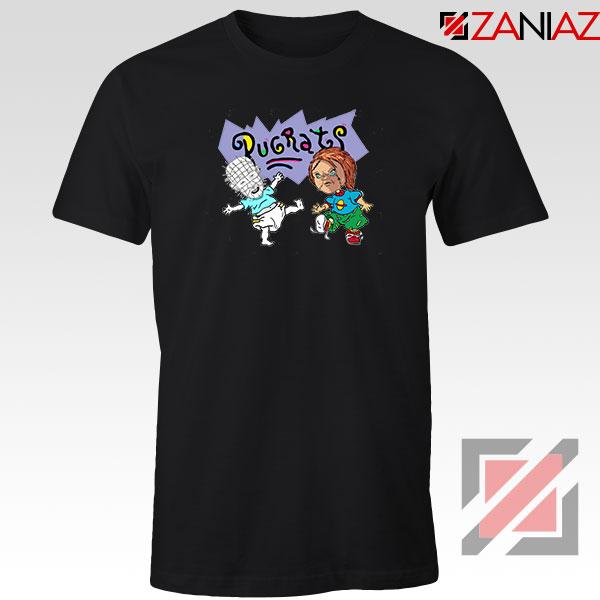 Hellraisers Pinhead and Chucky Tshirt