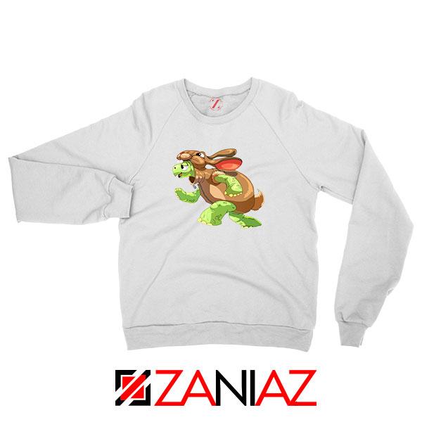 Slow and Steady Wins Design Sweatshirt