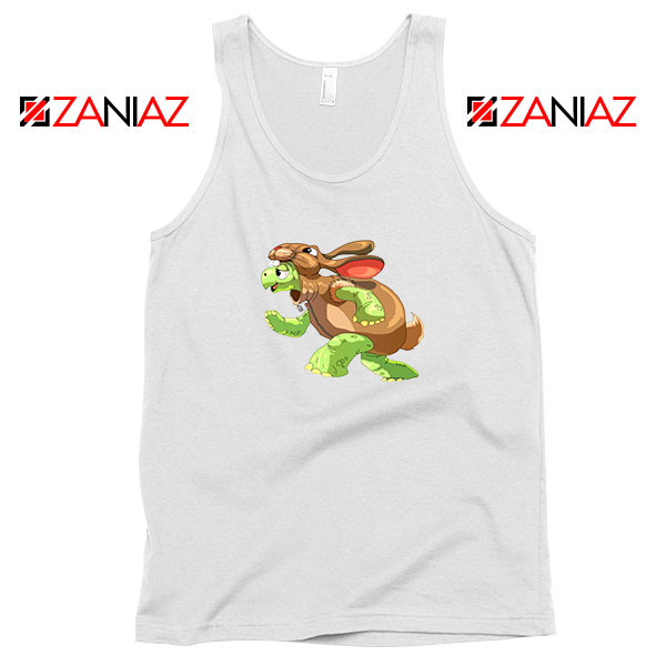 Slow and Steady Wins Design Tank Top