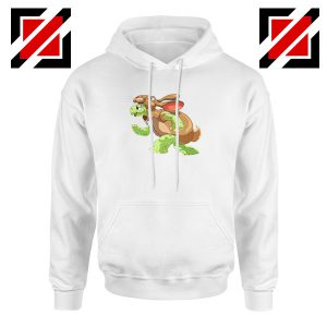 Slow and Steady Wins Graphic Hoodie