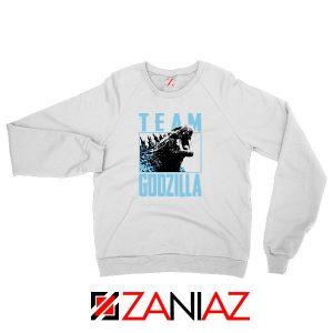 Team Godzilla Monster Film Sweatshirt