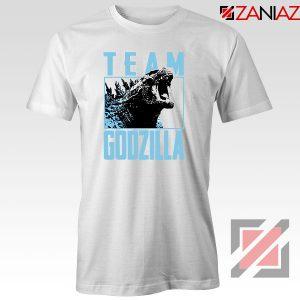 Team Godzilla Monster Film Tshirt