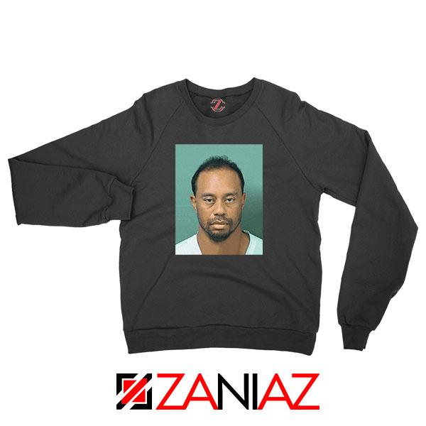Tiger Woods Masters Shot Sweatshirt