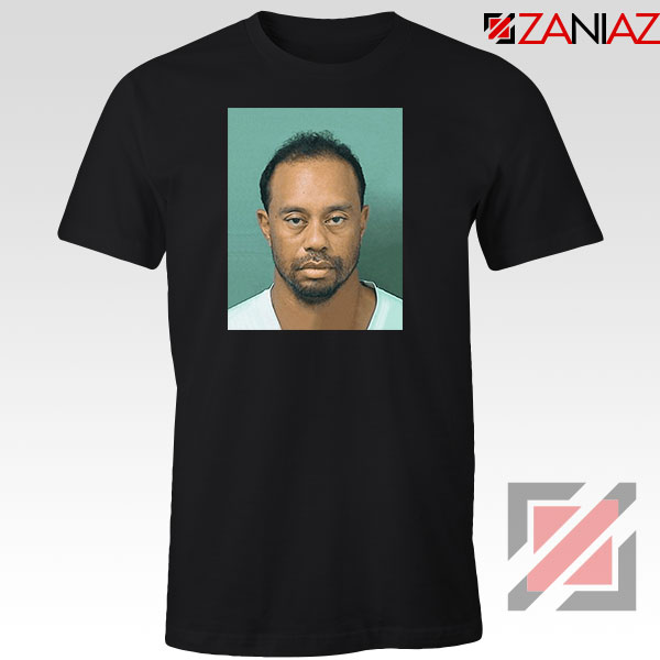 Tiger Woods Masters Shot Tshirt