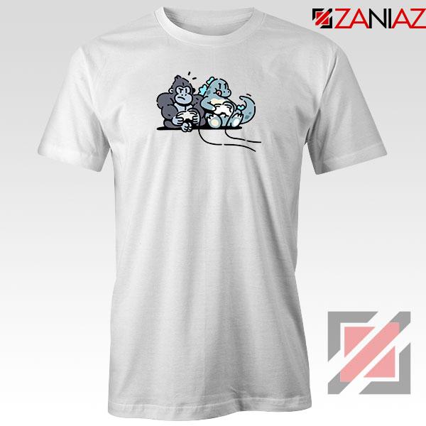 Videogame Kong and Godzilla Tshirt