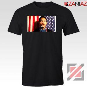 Acid Rap Mixtape American Flag Tshirt