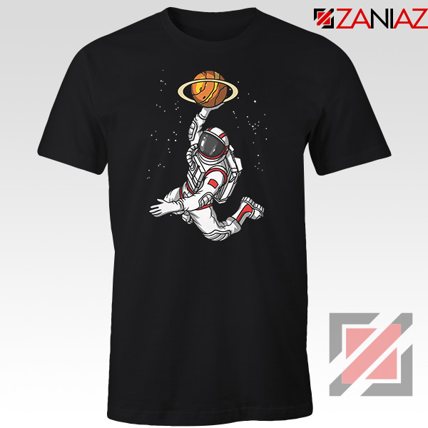 Astronaut Graphic Space Dunk Tshirt