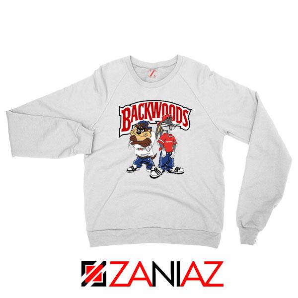 Backwoods Cartoon Smokes Sweatshirt