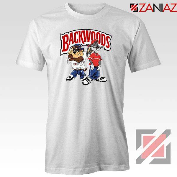 Backwoods Logo Bugs and Taz Tee