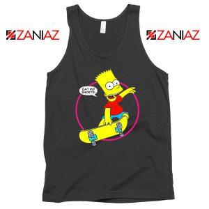 Bart Simpson Eat My Shorts Tank Top