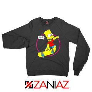 Bart Simpson Sitcom Eat My Shorts Sweater