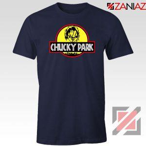 Buy Chucky Park Halloween Navy Blue Tshirt