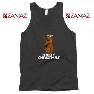 Chewbacca Hairy Christmas Tank Top