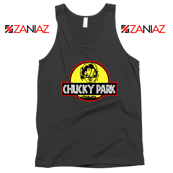 Chucky Jurassic World Halloween Tank Top