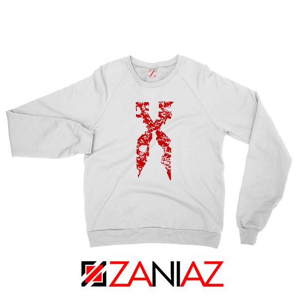 DMX Signature Design Hip Hop Sweatshirt