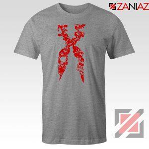 DMX Signature Design Rapper Sport Grey Tshirt