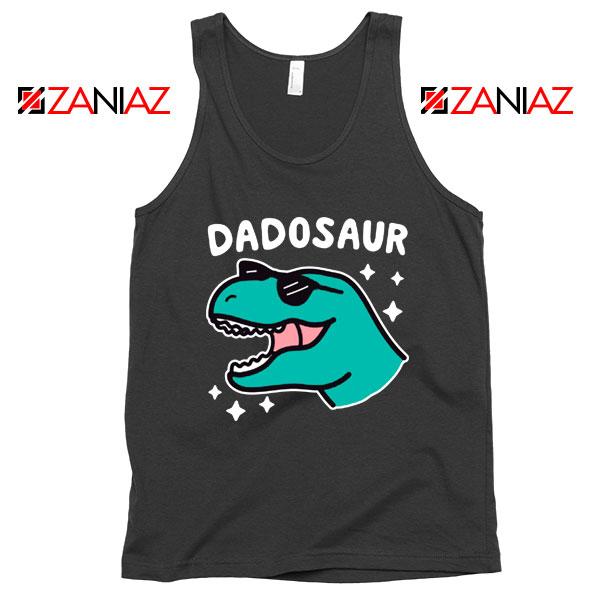 Dad Dinosaur Best Graphic Tank Top