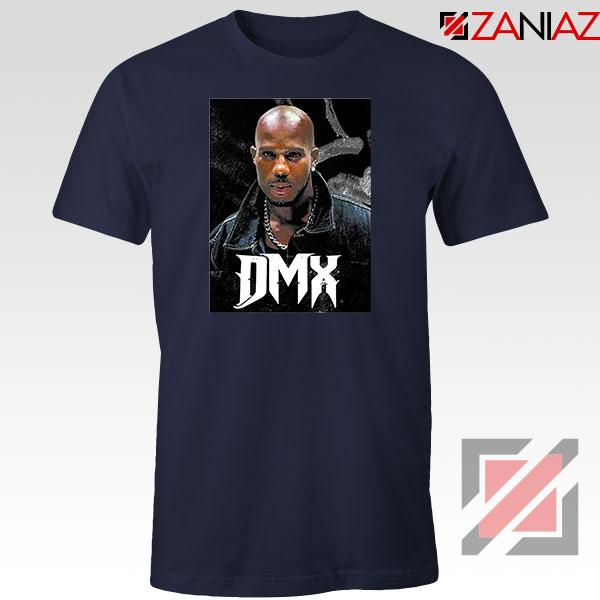 Dark Man X Hip Hop Singer Navy Blue Tshirt