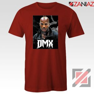 Dark Man X Hip Hop Singer Red Tshirt