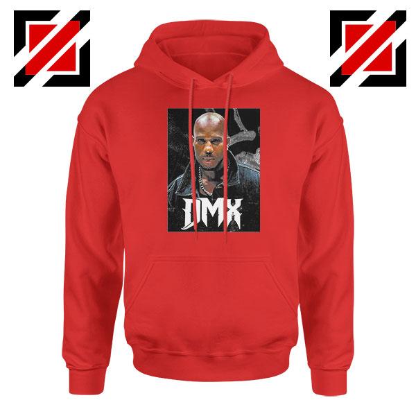 Dark Man X Rapper Music Red Hoodie
