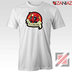 Deadpool Unicorn Superhero Tshirt