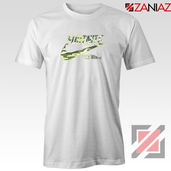 Fortnite Battle Just Win It Tshirt