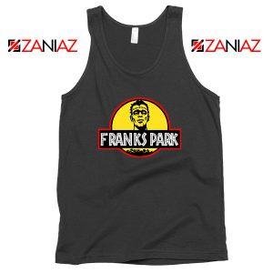 Franks Halloween Jurassic World Tank Top
