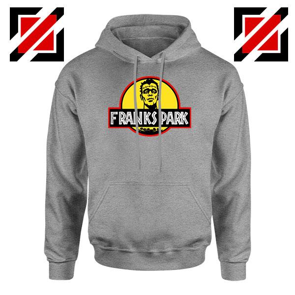 Franks Halloween Park Jacket Sport Grey Hoodie