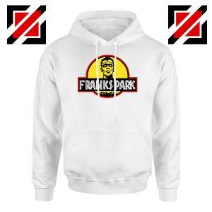 Franks Halloween Park Jacket White Hoodie