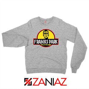 Franks Halloween Park Sport Grey Sweatshirt