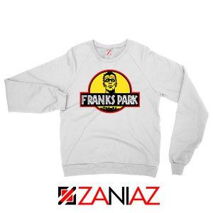Franks Halloween Park White Sweatshirt