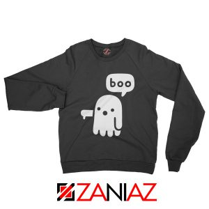 Ghost Of Disapproval Graphic Sweatshirt