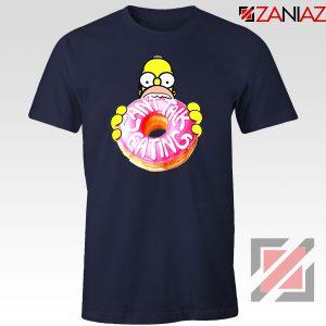 Homer Jay Simpson Donut Vintage Tshirt